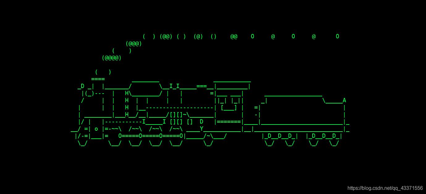 Linux命令行五大装B技术