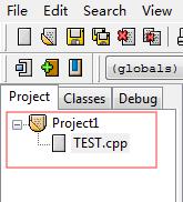 创建工程并保存文件