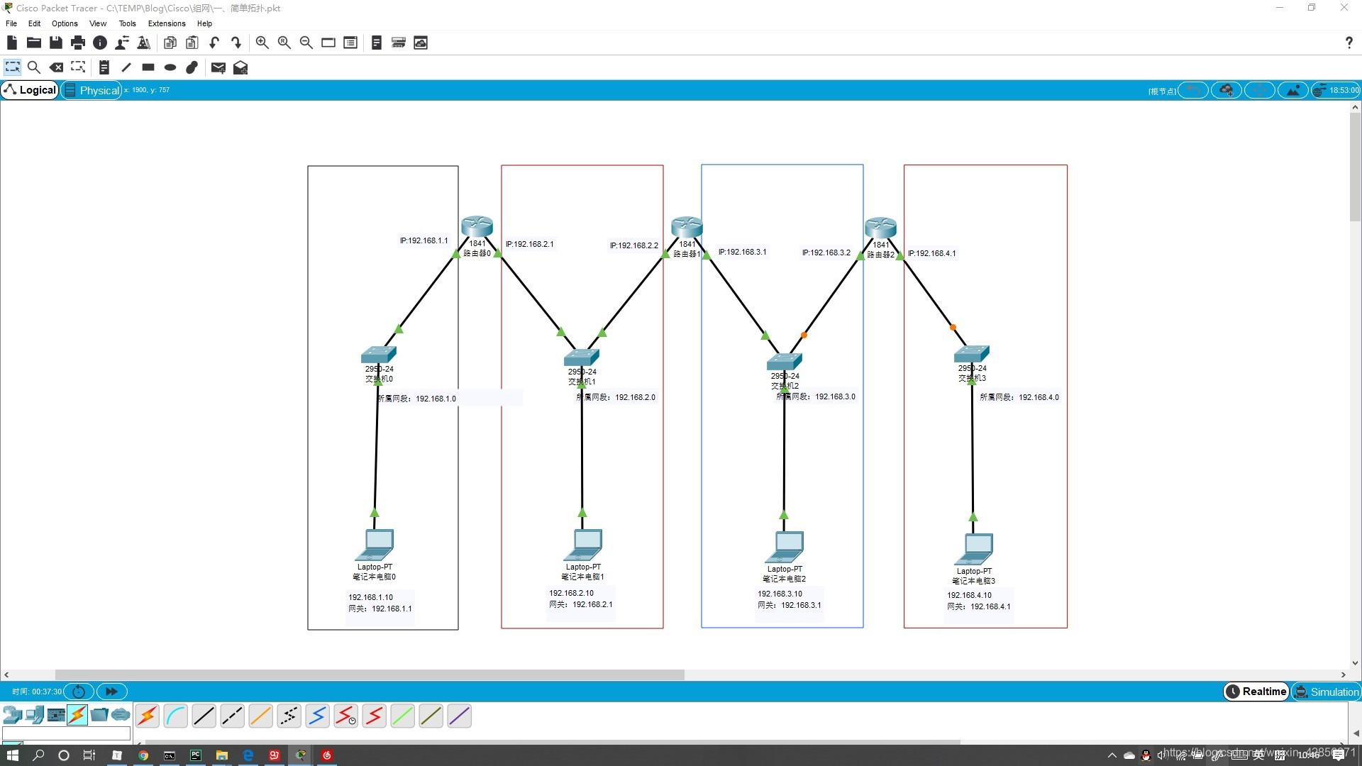 计算机网络的常见的6种拓扑结构_搜狗指南