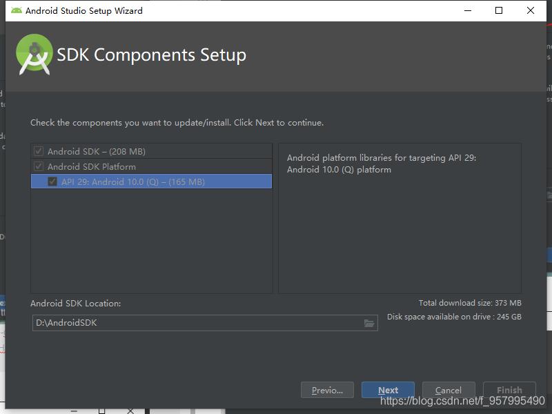 AndroidSDK下载安装
