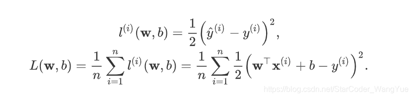 1/2是为了求导方便便于梯度下降算法