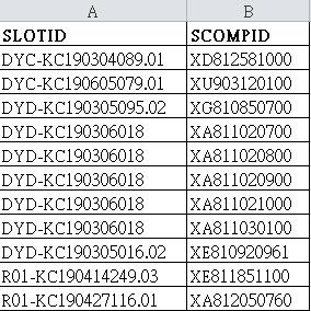 SCOMPID是文件名