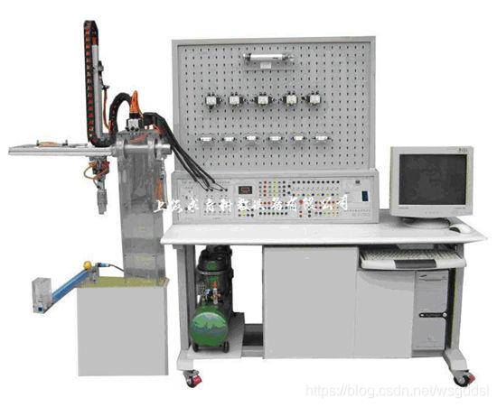 QY-QDSY01气动与PLC控制实验装置