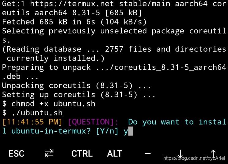 安装ubuntu
