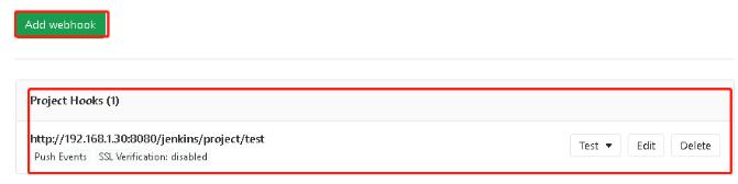Jenkins+GitLba针对k8s集群持续集成(下)
