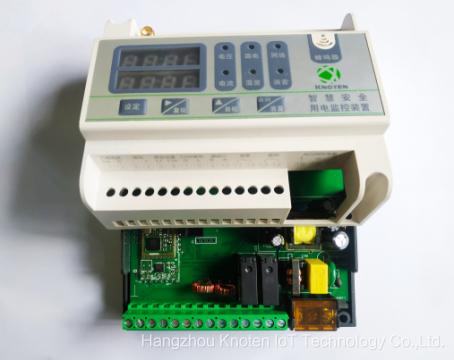 智慧安全用电监控装置内部结构