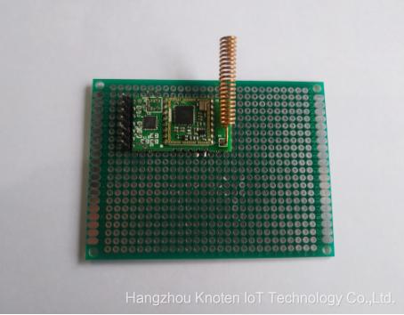 LoRa-IoT开发板焊接
