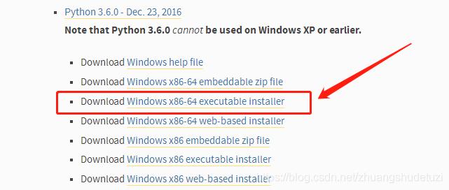 python3.6.0