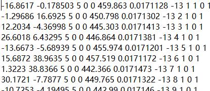 Alt 最初的数据形式