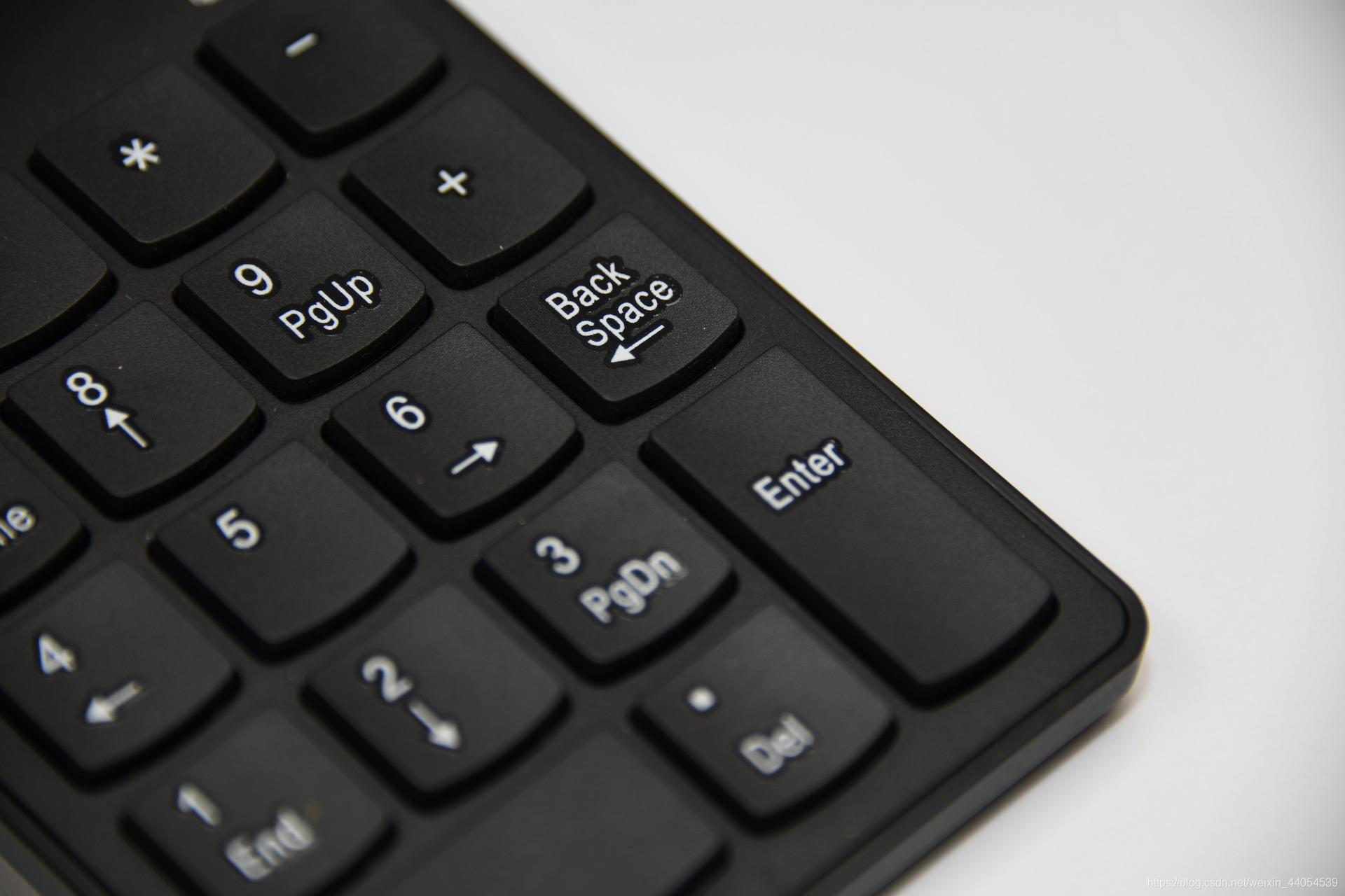 键盘布局-Enter