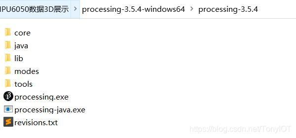安装Processing