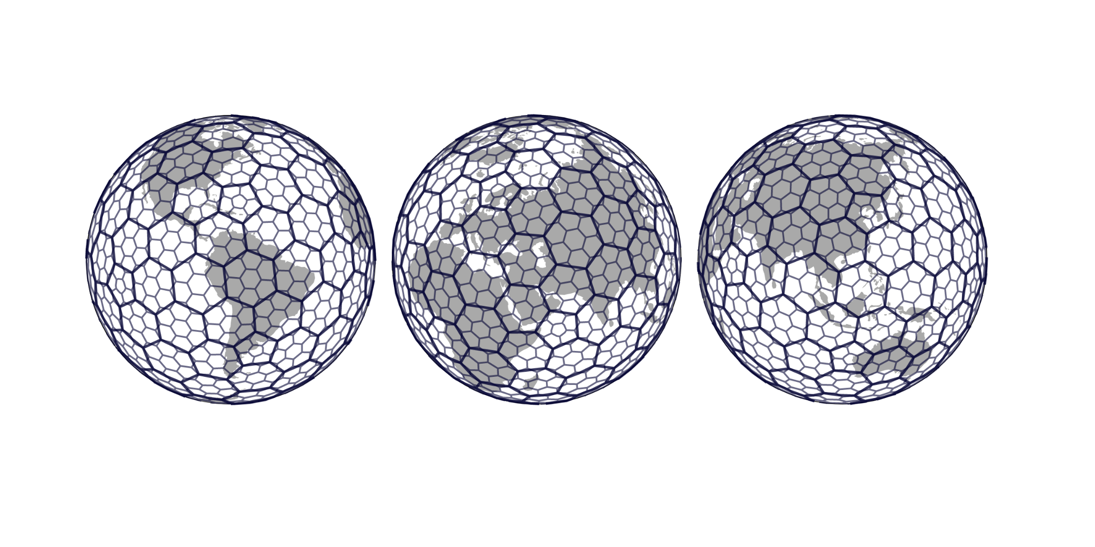六边形层次空间索引