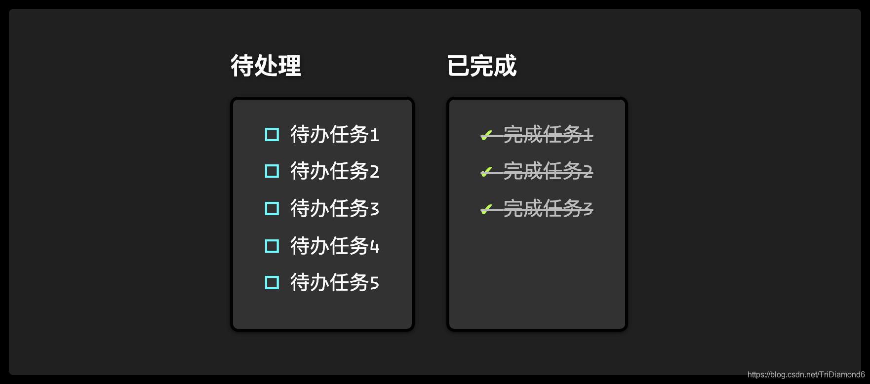 自定义列表符号