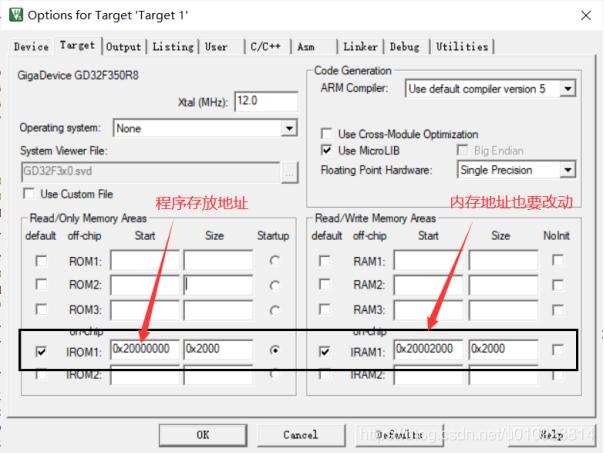 CH32V 单片机芯片及应用-请大神帮我看看这样操作Gd32可以不需要烧录进flash吗risc-v单片机中文社区(1)