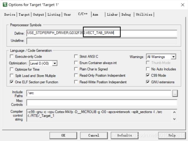 CH32V 单片机芯片及应用-请大神帮我看看这样操作Gd32可以不需要烧录进flash吗risc-v单片机中文社区(2)