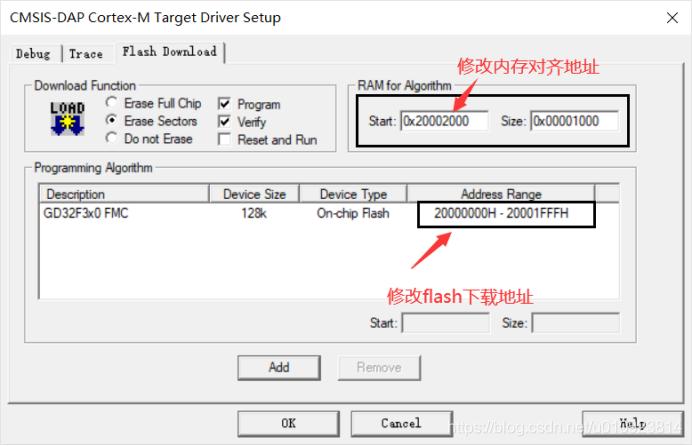 CH32V 单片机芯片及应用-请大神帮我看看这样操作Gd32可以不需要烧录进flash吗risc-v单片机中文社区(4)