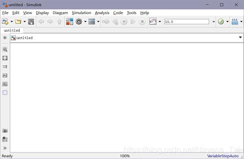 模型编辑窗口