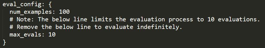config文件的num_examples