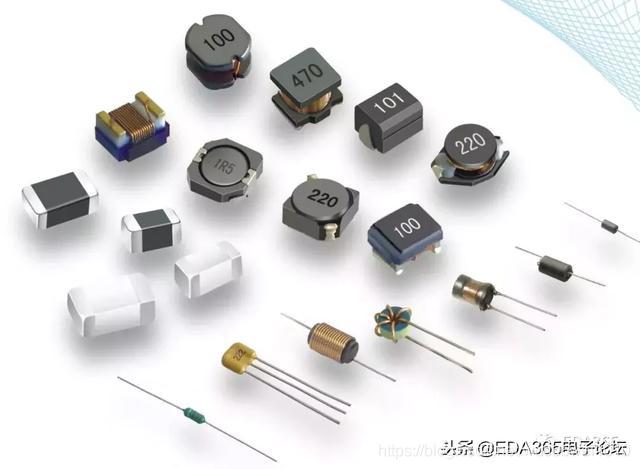常见的有源电子器件和无源电子器件汇总