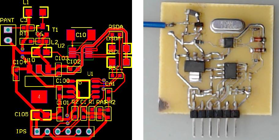▲ PCB设计电路图