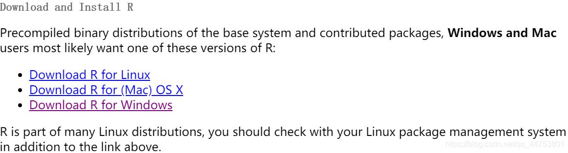 选择系统版本
