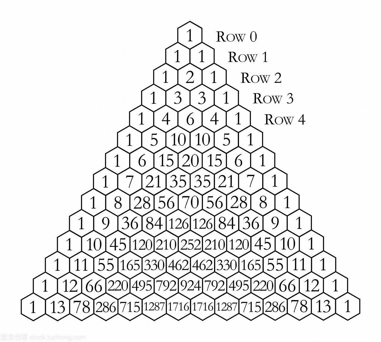 三角形联想20个图形