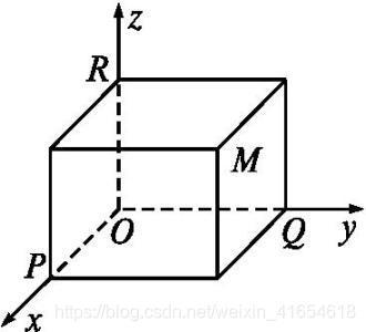 三维坐标系