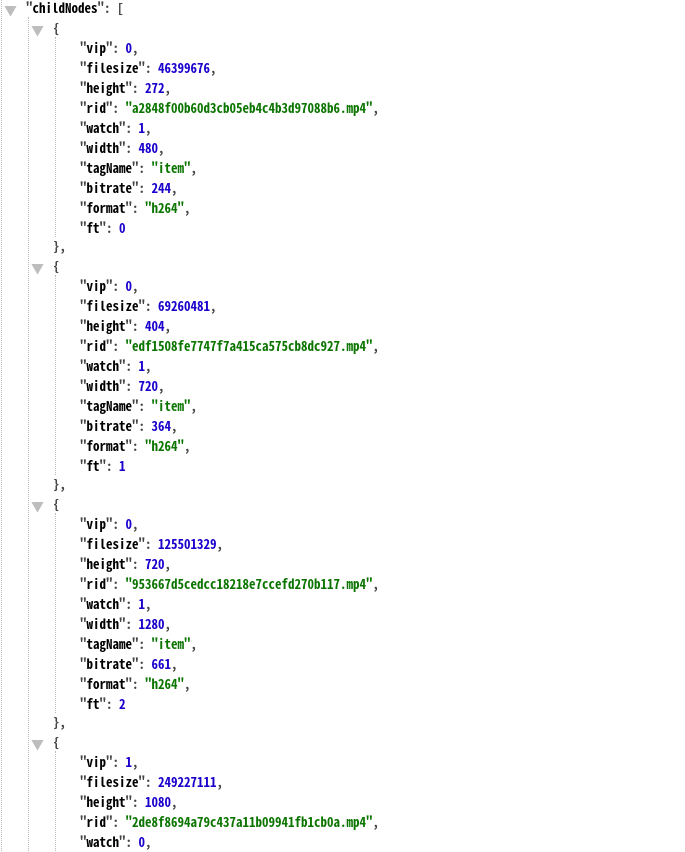 Python下载PP视频(pptv聚力)付费视频【蓝光画质】