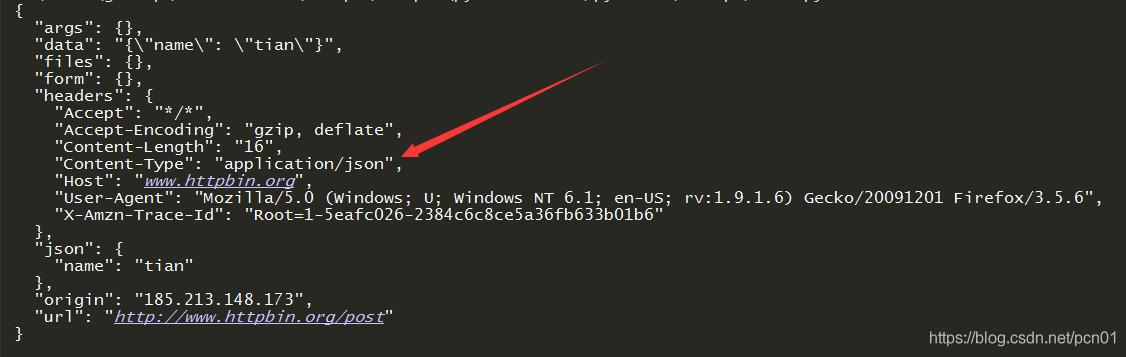 python3 HTTP请求urllib与requests