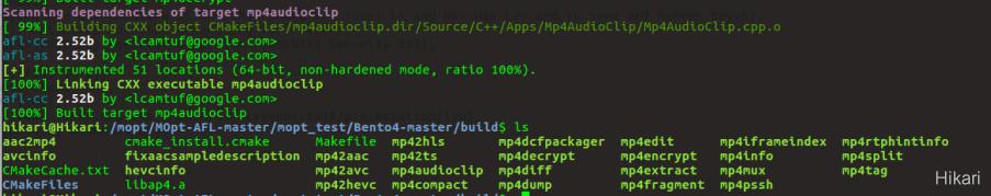 编译开源软件3