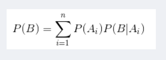 P(B)=P(A1)*P(BIA1)+P(A1)*P(BIA1)