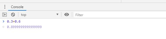 浏览器控制台结果展示