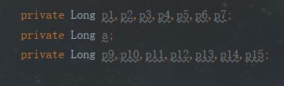 这时变量a不和任何变量处在同一缓存行