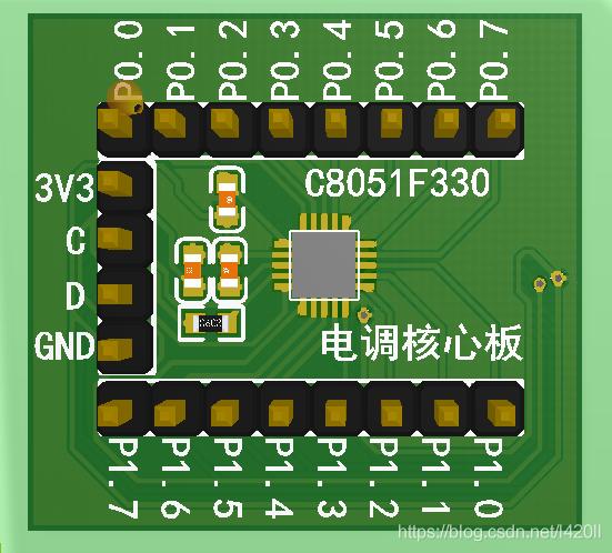 C8051F330