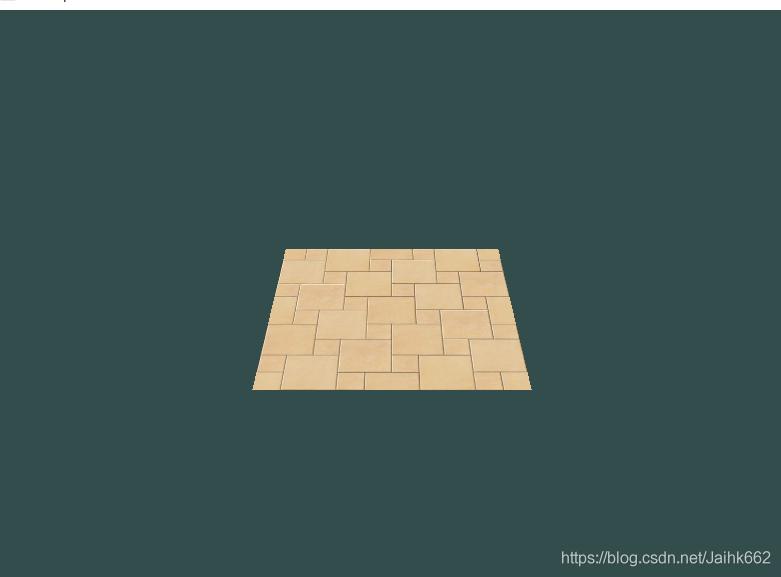 OpenGL基础12:进入3D世界openGL加载中...-