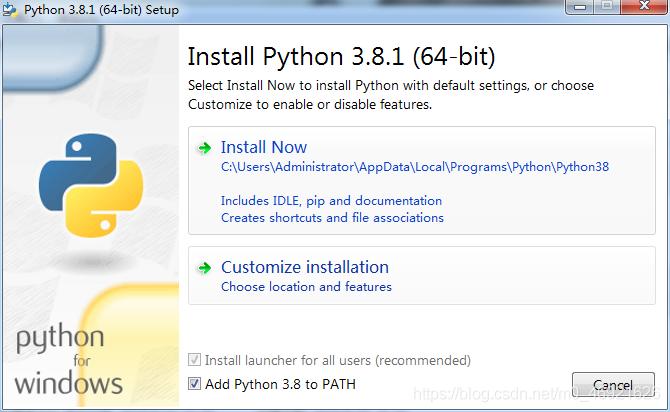 python从安装到放弃??我不允许!!pythonzhoufer的博客-