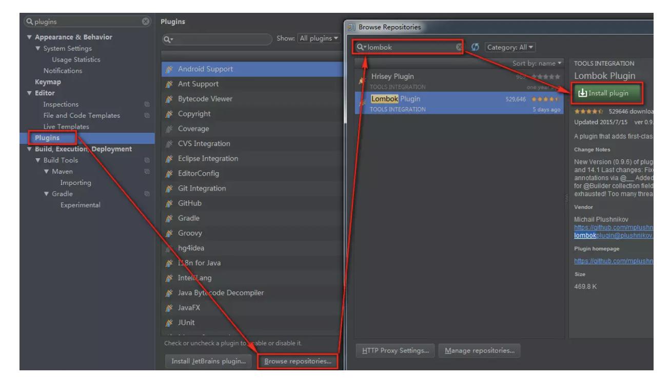idea-install-lombok-plugin