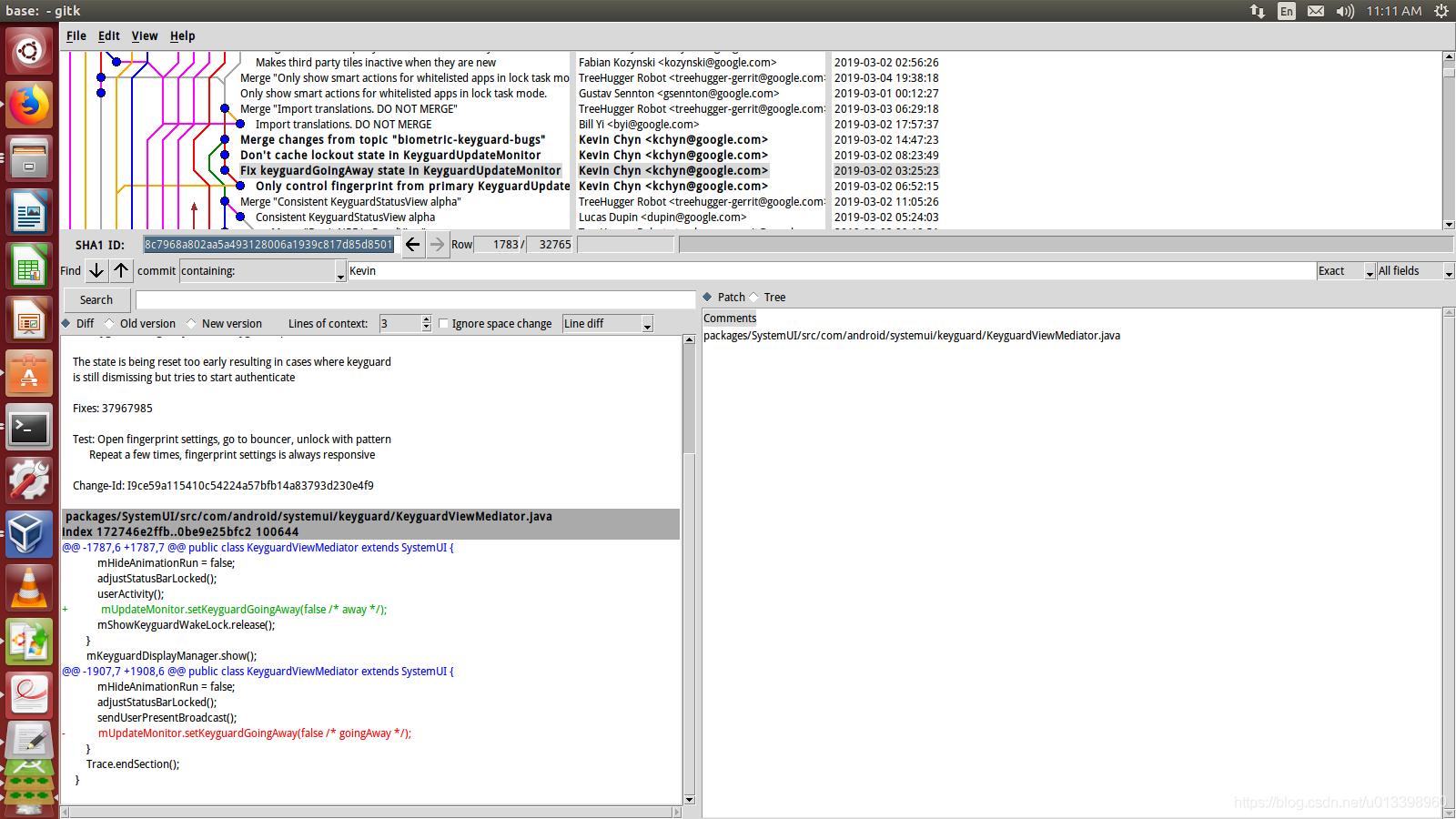KeyguardGoingAway影响指纹激活指纹解锁监听状态时间点