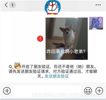 微信好友被删除4