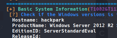 Tryhackme - hackpark (考点:hydra & BlogEngine.NET 3.3.6 & autologon登录信息提权 & abnormal service提权)插图(7)