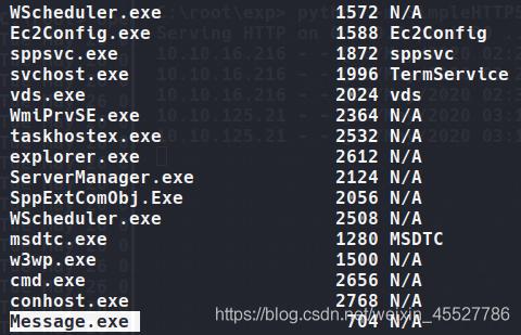 Tryhackme - hackpark (考点:hydra & BlogEngine.NET 3.3.6 & autologon登录信息提权 & abnormal service提权)插图(11)