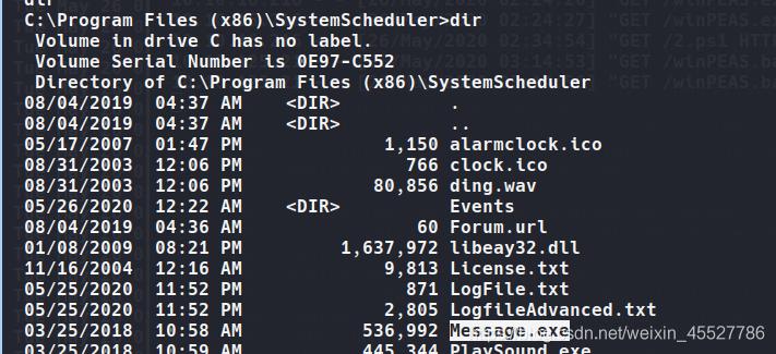 Tryhackme - hackpark (考点:hydra & BlogEngine.NET 3.3.6 & autologon登录信息提权 & abnormal service提权)插图(12)