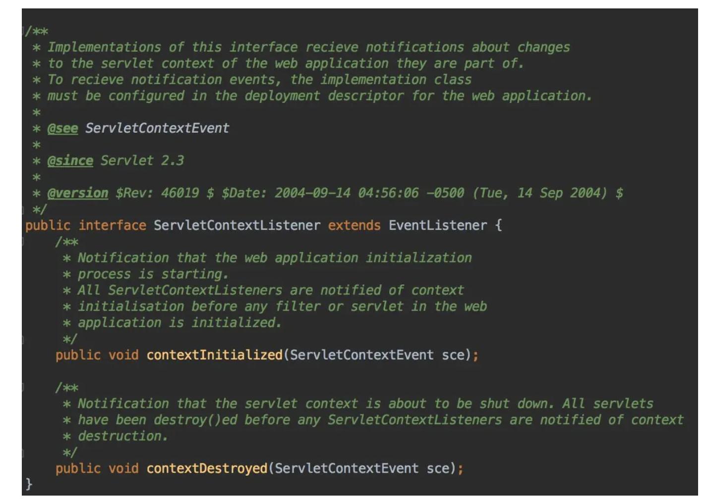 servlet-context-listener