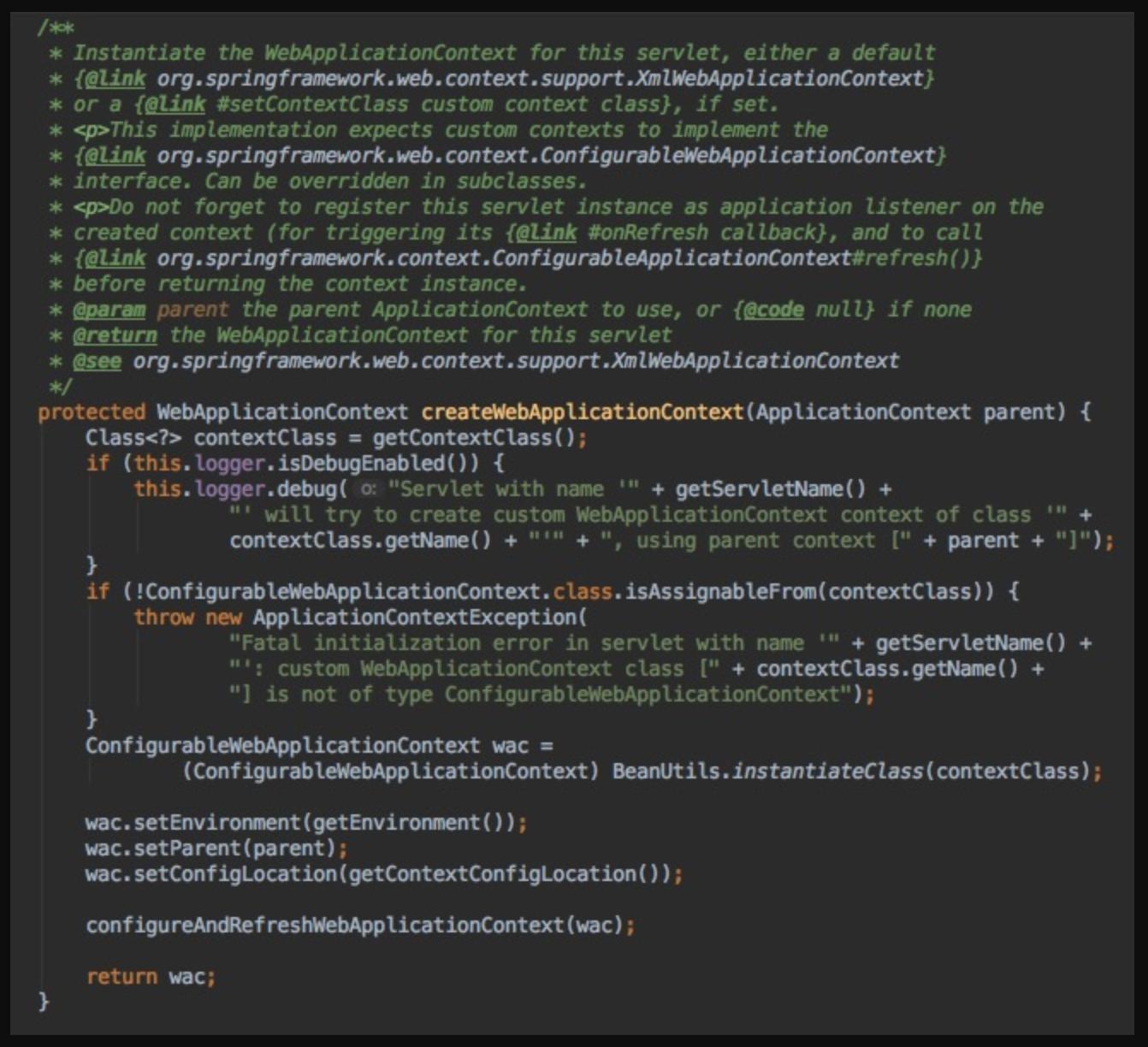 create-web-application-context