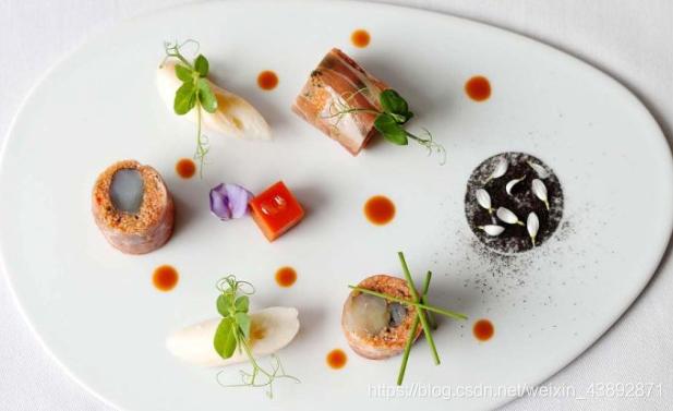 """厨师在做设计——一份美食解决了人""""吃""""的问题"""