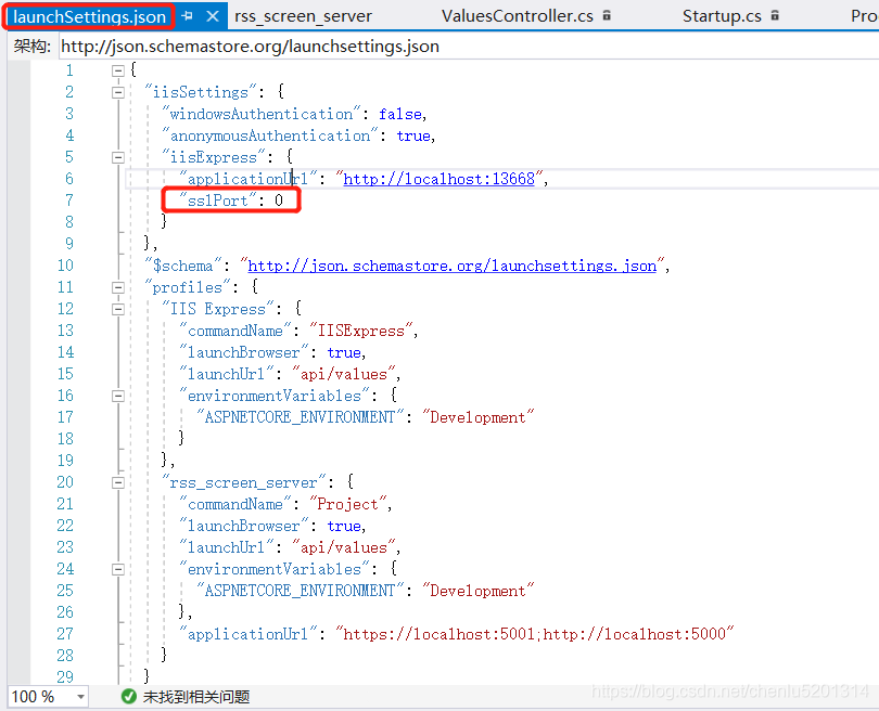 【ASP.NET Core】这可能是因为该站点使用过期的或不安全的 TLS 安全设置少莫千华-json