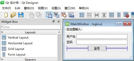 Golang中使用Qt库(therecipe/qt)+QtDesigner + Goland (一) 环境搭建听我一言的博客-therecipe qt开发