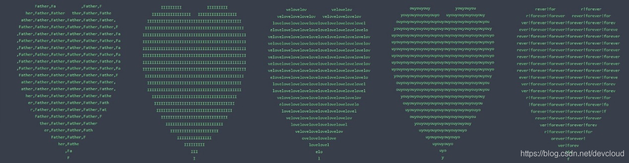 父亲节,程序员几条代码硬核示爱华为云官方博客-网站源码 父亲节