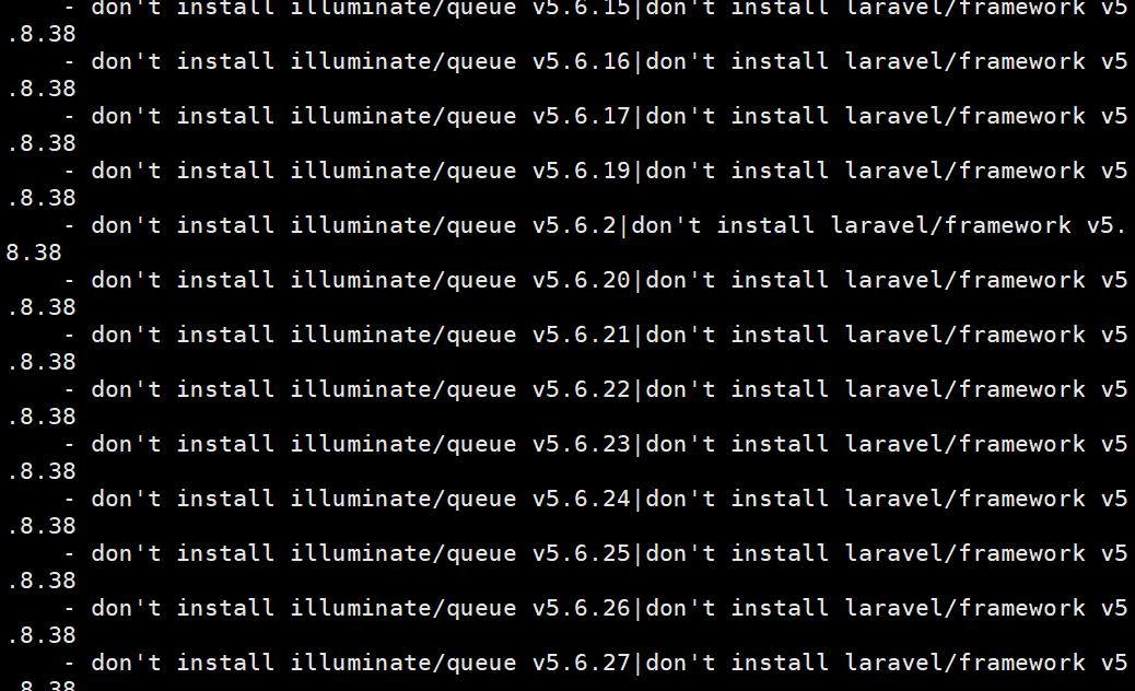 看了本文装置laravel-queue-rabbitmq相对没问题_PHP开发框架教程